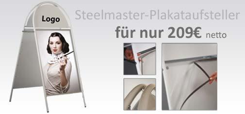 plakataufsteller-steelmaster